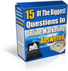 Thumbnail 15 Of The Biggest Questions In Online Marketing Answered