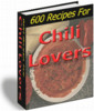 Thumbnail 600 Recipes For Chili Lovers