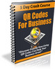 Thumbnail QR Codes For Business Course - PLR