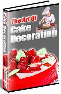 Product picture Art of Cake Decorating