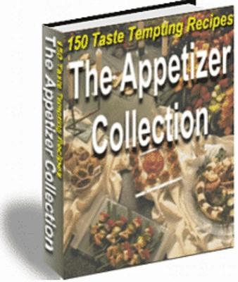 Product picture The Appetizer Collection