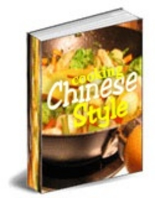 Product picture Cooking chinese style