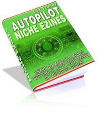 Product picture Autopilot Niche Ezines