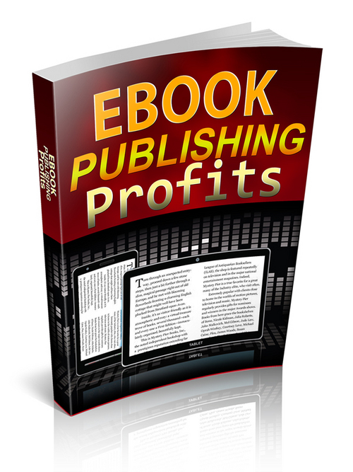 Product picture eBook Publishing Profits - PLR